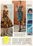 1958 Sears Fall Winter Catalog, Page 9