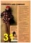 1977 Sears Fall Winter Catalog, Page 31