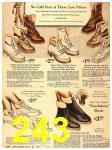 1940 Sears Fall Winter Catalog, Page 243