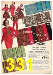 1962 Sears Fall Winter Catalog, Page 331