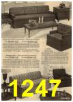 1961 Sears Spring Summer Catalog, Page 1247