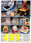 1983 Sears Christmas Book, Page 489