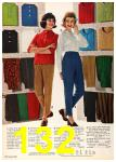 1962 Sears Fall Winter Catalog, Page 132