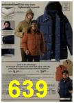 1980 Sears Fall Winter Catalog, Page 639