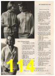 1965 Sears Spring Summer Catalog, Page 114