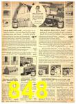 1949 Sears Spring Summer Catalog, Page 848