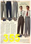 1949 Sears Spring Summer Catalog, Page 355