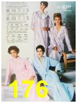 1987 Sears Fall Winter Catalog, Page 176