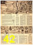 1949 Sears Spring Summer Catalog, Page 42