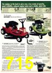 1977 Sears Spring Summer Catalog, Page 715