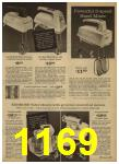 1962 Sears Spring Summer Catalog, Page 1169