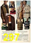 1969 Sears Fall Winter Catalog, Page 297