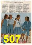1965 Sears Spring Summer Catalog, Page 507