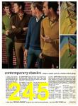 1969 Sears Fall Winter Catalog, Page 245