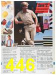 1986 Sears Spring Summer Catalog, Page 446