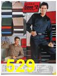 1986 Sears Fall Winter Catalog, Page 529