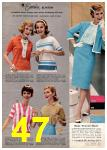 1962 Montgomery Ward Spring Summer Catalog, Page 47