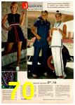 1972 Montgomery Ward Spring Summer Catalog, Page 70