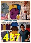 1972 Montgomery Ward Spring Summer Catalog, Page 437