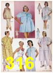 1957 Sears Spring Summer Catalog, Page 316