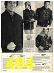 1973 Sears Fall Winter Catalog, Page 494