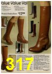 1979 Sears Fall Winter Catalog, Page 317