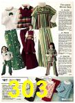1976 Sears Fall Winter Catalog, Page 303