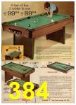 1974 Montgomery Ward Christmas Book, Page 384