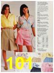 1987 Sears Spring Summer Catalog, Page 101