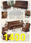 1965 Sears Spring Summer Catalog, Page 1400