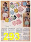 1957 Sears Spring Summer Catalog, Page 293