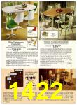 1972 Sears Fall Winter Catalog, Page 1422
