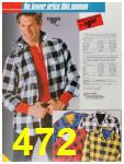 1986 Sears Fall Winter Catalog, Page 472