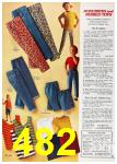 1967 Sears Spring Summer Catalog, Page 482