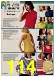 1974 Sears Spring Summer Catalog, Page 114