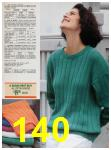 1991 Sears Spring Summer Catalog, Page 140