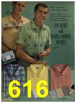 1962 Sears Spring Summer Catalog, Page 616