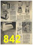 1965 Sears Fall Winter Catalog, Page 842