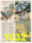 1962 Sears Spring Summer Catalog, Page 1032