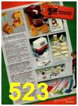 1985 Sears Christmas Book, Page 523