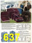 1982 Sears Fall Winter Catalog, Page 637