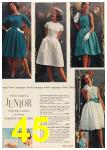 1962 Sears Fall Winter Catalog, Page 45
