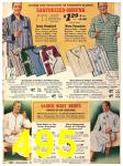 1940 Sears Fall Winter Catalog, Page 495