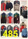 1956 Sears Fall Winter Catalog, Page 485