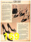 1958 Sears Fall Winter Catalog, Page 169