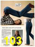 1982 Sears Fall Winter Catalog, Page 103