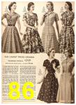 1956 Sears Fall Winter Catalog, Page 86