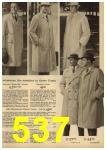 1961 Sears Spring Summer Catalog, Page 537