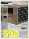 1989 Sears Home Annual Catalog, Page 598