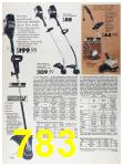 1989 Sears Home Annual Catalog, Page 783